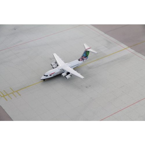 Aviation 200 1:200 British Airways BAE146 / Avro RJ100