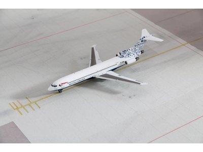 Inflight 1:200 British Airways B727-200