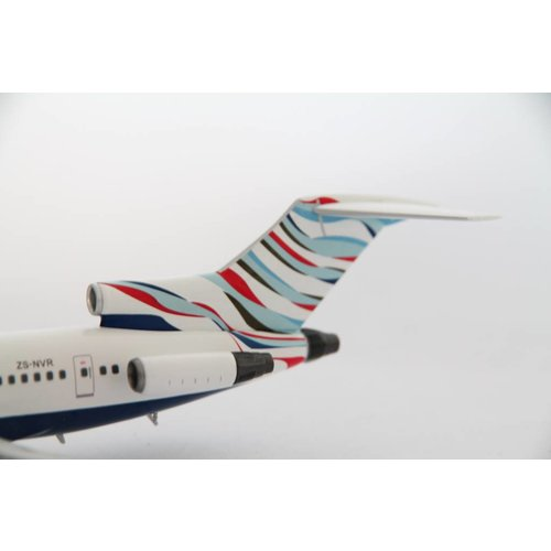 Inflight 1:200 British Airways B727-200