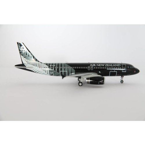 "JC Wings 1:200 Air New Zealand ""All Blacks"" A320"