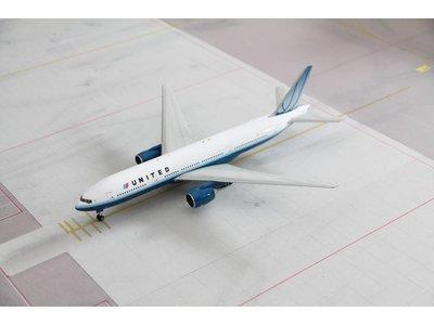 Gemini Jets 1:200 United Airlines B777-200