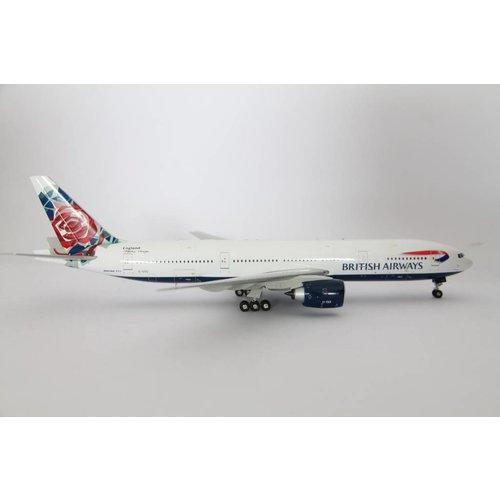 """Inflight 1:200 British Airways """"Chelsea Rose"""" B777-200"""