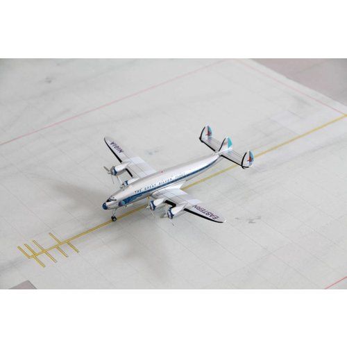 "Western Models 1:200 Fly Eastern Air Lines ""The Great Silver Fleet"" L749"
