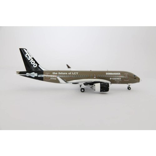 JC Wings 1:200 Bombardier House Color CS100