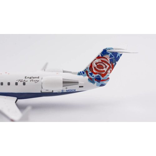 "NG Model 1:200 British Airways ""Chelsea Rose"" CRJ-200"