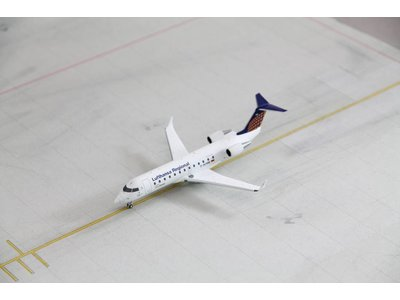 "NG Model 1:200 Lufthansa Regional ""Operated by Eurowings"" CRJ-100"