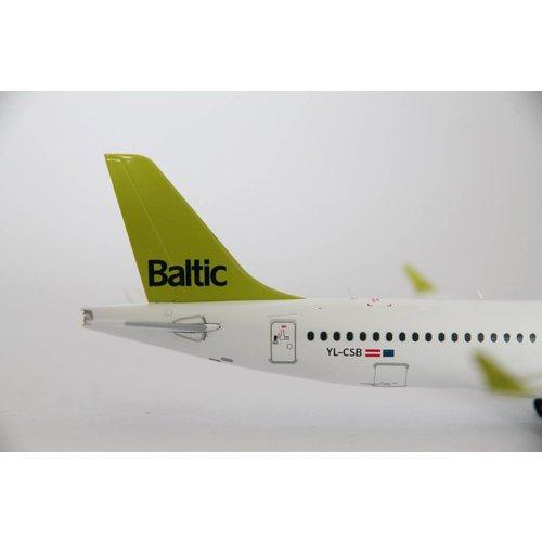 Herpa 1:200 Air Baltic CS300 / A220-300