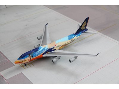 "BBOX 1:200 Singapore ""Tropical"" B747-400"