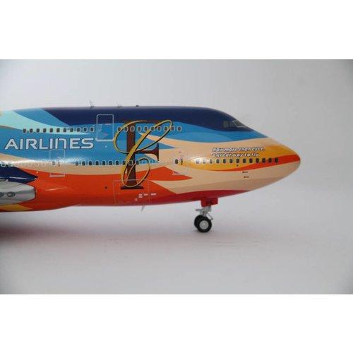"BBOX 1:200 Singapore ""Tropical"" B747-400"