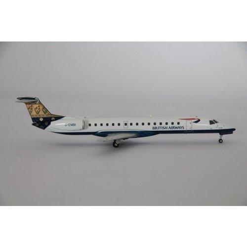 Inflight 1:200 British Airways ERJ145