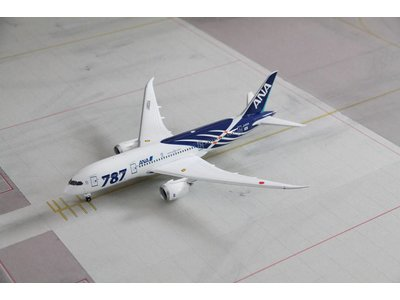 "Phoenix 1:200 All Nippon Airlines ""Delivery Livery"" B787-8"
