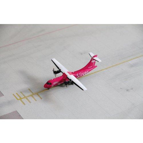 Gemini Jets 1:200 Silver ATR-72-600