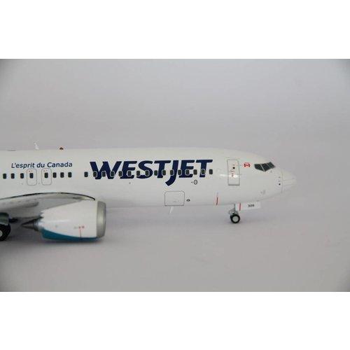 Gemini Jets 1:200 Westjet B737-MAX 8