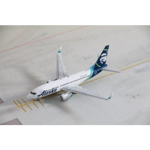 Gemini Jets 1:200 Alaska Airlines B737-700