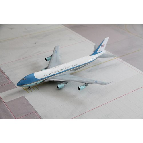 Inflight 1:200 US Air Force B747-200 VC-25