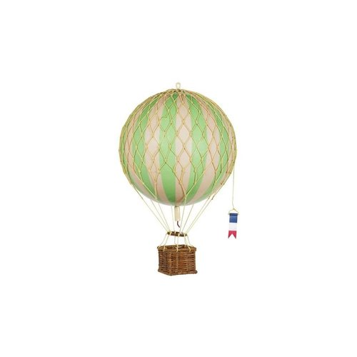 "Authentic Models Luchtballon ""Travels Light, True Green"""