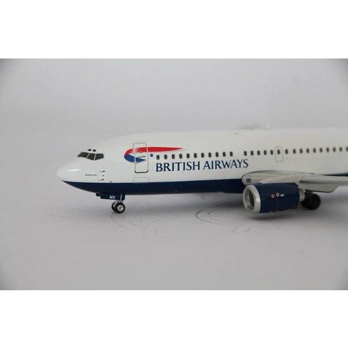 """Phoenix 1:200 British Airways """"Hong Kong"""" B737-300"""