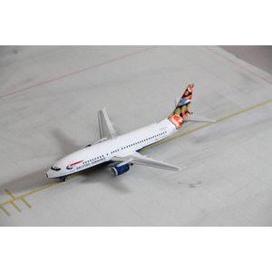 "Phoenix 1:200 British Airways ""England"" B737-400"