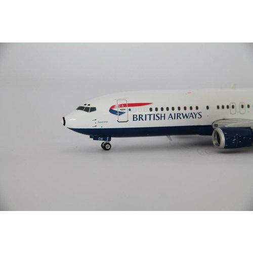 "Phoenix 1:200 British Airways ""England"" B737-400"