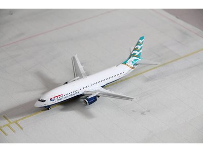 "Phoenix 1:200 British Airways ""Blue Poole"" B737-400"