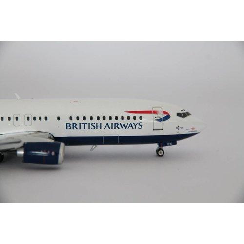 """Phoenix 1:200 British Airways """"Blue Poole"""" B737-400"""