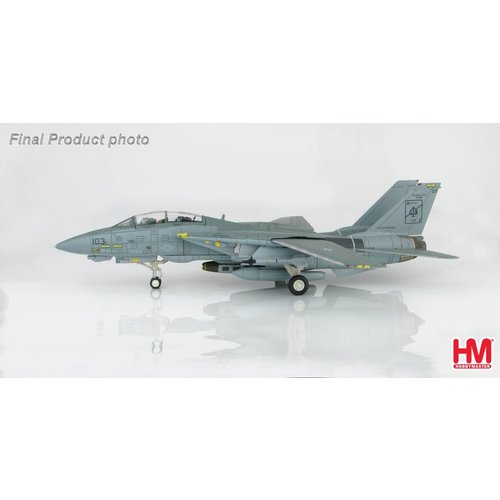 "Hobby Master 1:72 F14A Tomcat US Navy, ""Delores"" 158612, VF-41, USS Enterprise, October 2001"