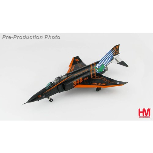"Hobby Master 1:72 RF-4E Phantom II 7499 ""The end of this film"", 348 TRS, Hellenic Air Force, 2017"