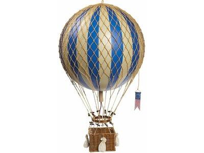 "Authentic Models Hot Air Balloon ""Royal Aero, Blue"""