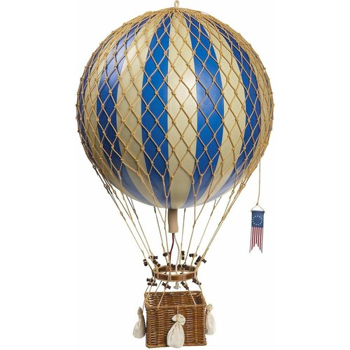 "Authentic Models Luchtballon ""Royal Aero, Blue"""