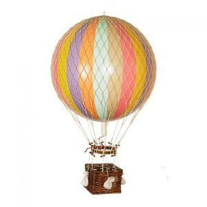 "Authentic Models Luchtballon ""Royal Aero, Rainbow Pastel"""