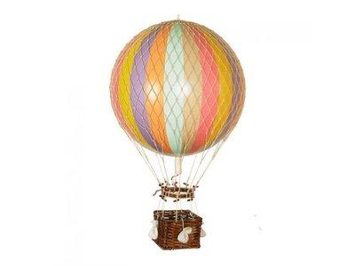 "Authentic Models Hot Air Balloon ""Royal Aero, Rainbow Pastel"""