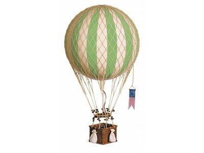 "Authentic Models Hot Air Balloon ""Royal Aero, True Geen"""