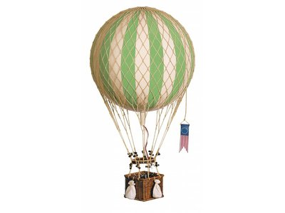 "Authentic Models Luchtballon ""Royal Aero, True Geen"""