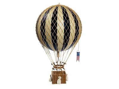 "Authentic Models Hot Air Balloon ""Royal Aero, Black"""