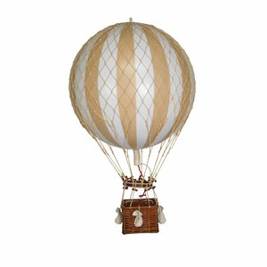 "Authentic Models Luchtballon ""Royal Aero, White/Ivory"""