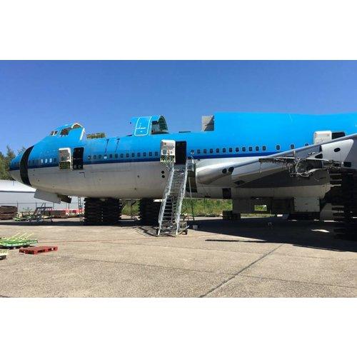 Aviationtag Aviationtag - Boeing 747 - PH-BFR (KLM blue)