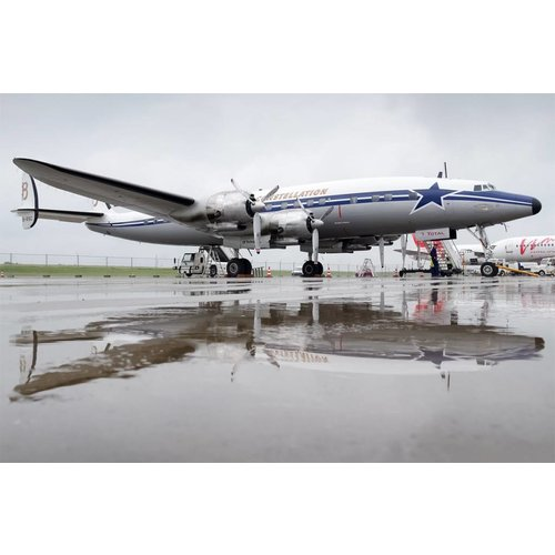 Aviationtag Aviationtag - Lockheed Super Constellation L-1049 - HB-RSC