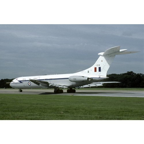 Aviationtag Aviationtag - Royal Air Force Vickers VC10 - XV-106 (grey)