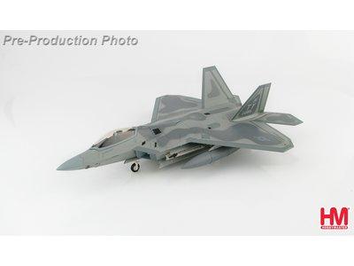 Hobby Master 1:72 F22 Raptor (USAF,05-4086/TY, 95th FS, RAF Lakenheath, April, 2016)
