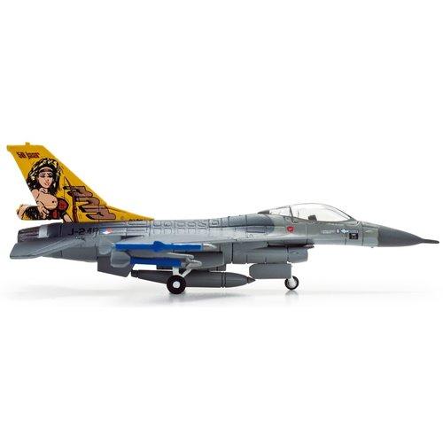 """Herpa 1:200 RNLAF """"Dirty Diana"""" Lockheed F-16"""