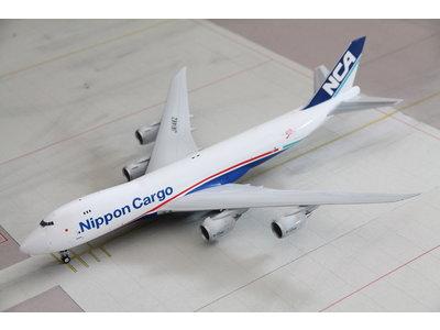Gemini Jets 1:200 Nippon Cargo (NCA) B747-8F