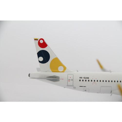 Gemini Jets 1:200 Viva Air A320