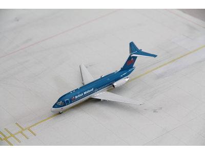 Gemini Jets 1:200 British Midland DC-9-14