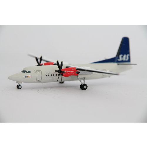 JC Wings 1:200 SAS Fokker 50