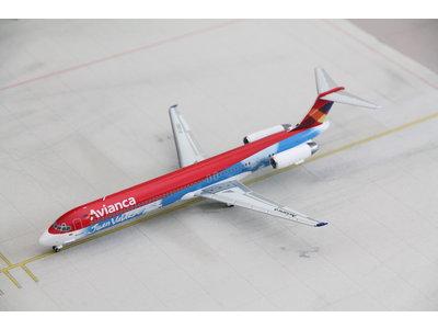 "JC Wings 1:200 Avianca ""Juan Valdez"" MD-83"