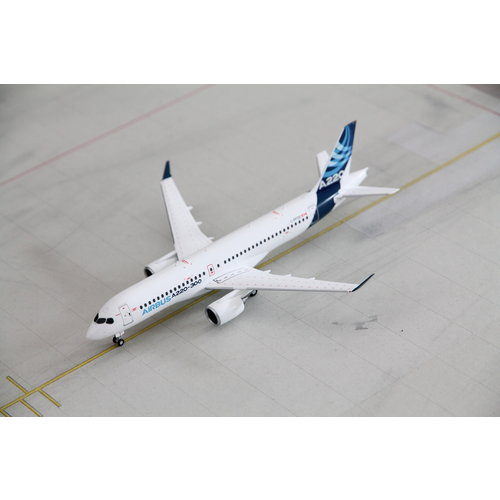 Herpa 1:200 Airbus House Color A220-300
