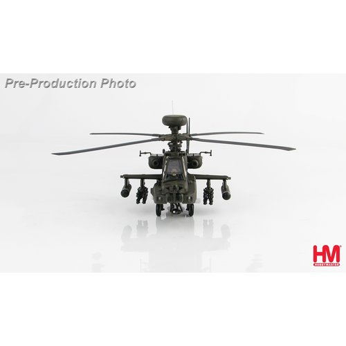 Hobby Master 1:72 Boeing AH-64D Longbow, ZJ171, British Army Air Corps, Cosford Airshow 2013