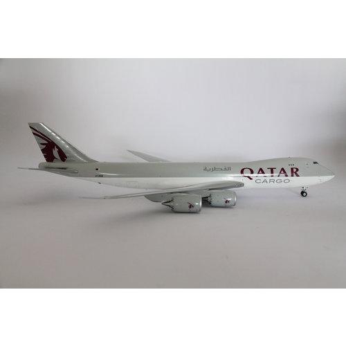 JC Wings 1:200 Qatar Cargo B747-8F