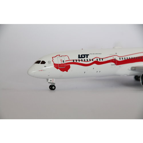 "JC Wings 1:200 LOT ""Poland Independence"" B787-9"