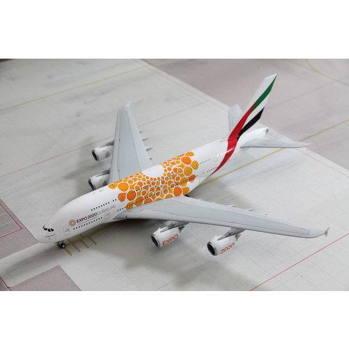 "Gemini Jets 1:200 Emirates ""Orange EXPO 2020"" A380"